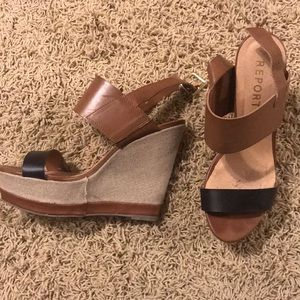 Report wedges